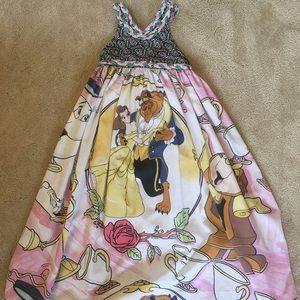 Original Disney Beauty & the Beast Dress 7/8